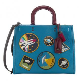 Coach 1941 Women's Space Patches Rogue Bag