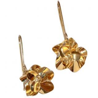 H Stern Gold Natur Earrings