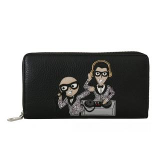 Dolce & Gabbana Black Unisex wallet/purse
