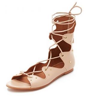 IRO Xiri Lace Up Gladiator Sandals