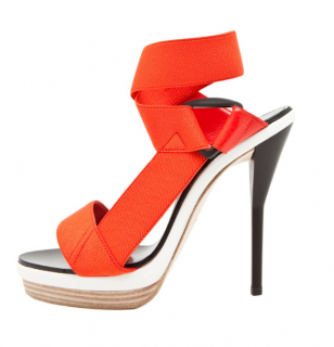 3.1 Phillip Lim Vermillion Kiara Sandals