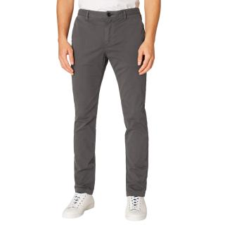 Paul Smith dark-grey slim-fit chino trousers