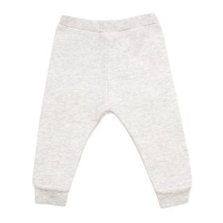 Bonpoint Kids 6M Grey Soft Trousers