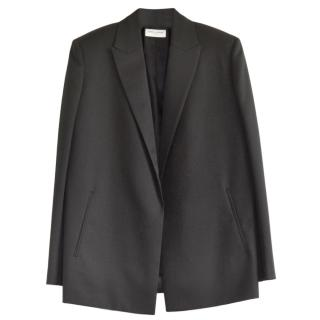 Saint Laurent black runway wool jacket