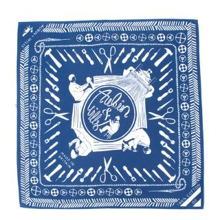 Aubin & Wills Aldridge Limited Edition Handkerchief