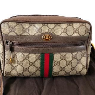 Gucci Vintage Supreme Monogram Ophedia Bag