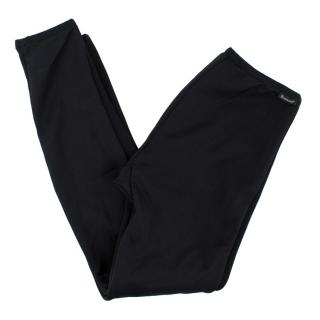 Moncler Ribbed Skinny Trousers