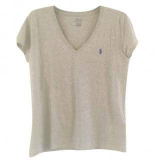 Ralph Lauren Grey T-Shirt