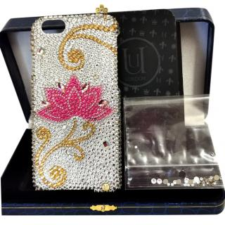 Bespoke Swarovski Crystal Embellished iPhone 6 Case