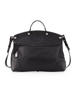 Furla 'Piper' Cartella Ostrich Tote Bag.