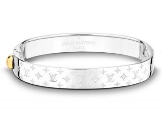 Louis Vuitton Nanogram Cuff - New Season