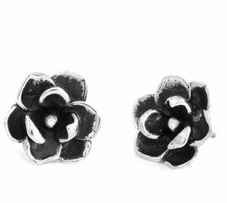 King Baby Magnolia Stud Earrings