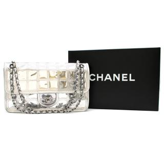 Chanel Metallic Ice Cube Limited Edition Flap Bag
