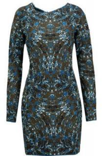 M Missoni Jacquard Knit Dress