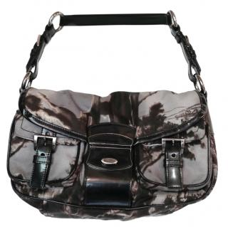 Prada Collectible Templi Print Small Bag