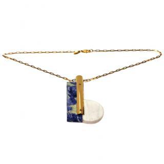 Marion Vidal Rosiere pendant necklace