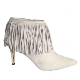 Sam Edelman Kandice Fringed Ankle Boots