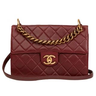 Chanel Paris-Edinburgh Retro Classic Flap Bag