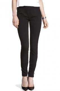 Burberry black stretch skinny pants
