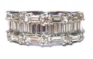 Bespoke 2.48ct Diamond 18ct Gold Set Ring