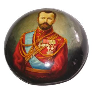Bespoke Russian Made Tsar of Russia Fine Box