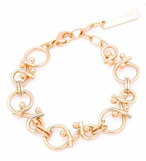 Mouton Collet Chain Bracelet