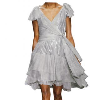 Diane von Furstenberg Yadira wrap dress
