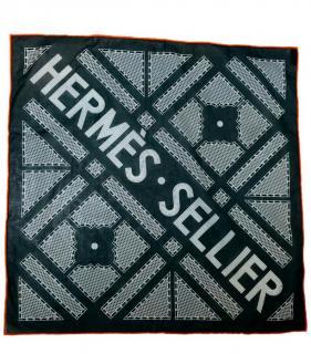 Hermes Benoit Pierre-Emery Sellier Neckerchief