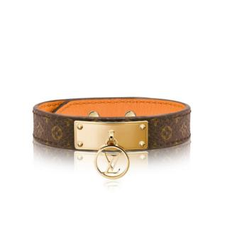 Louis Vuitton Monogram Logomania Bracelet