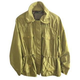 Etro Green Lightweight Jacket