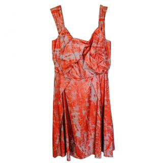 Vivienne Westwood Anglomania Liberty Dress