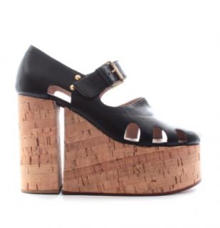 Vivienne Westwood Towering Ankle Sandals