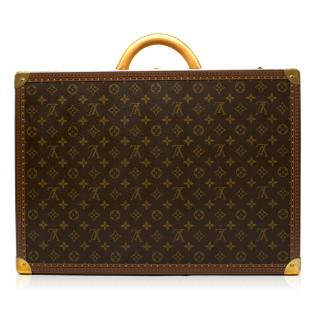Louis Vuitton Bisten 55 Monogram Canvas Travel Suitcase