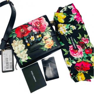 Dolce & Gabbana Peony DG Millennials Shoulder Bag