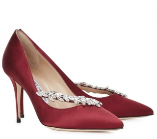 Manolo Blahnik Nadira Pumps