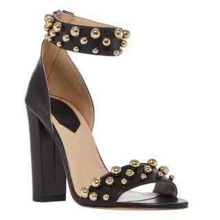 Elie Saab Tokyo Stud Sandals