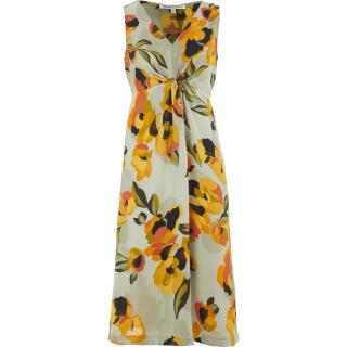 Clements Ribeiro Floral Print Dress