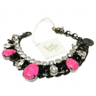 Vanessa Arizaga Crystal Bracelet