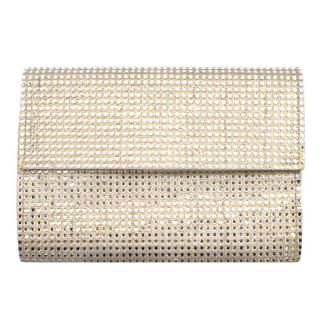 Gina Crystal Embellished Mini Chain Bag