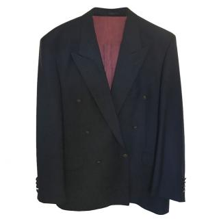 Yves Saint Laurent Double Breasted Blazer