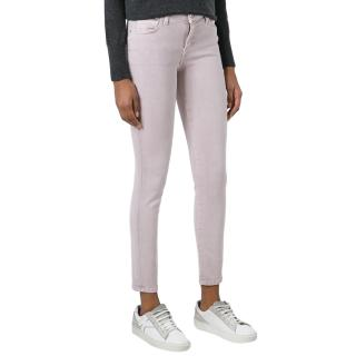 Current/Elliot Lilac The Stiletto Jeans