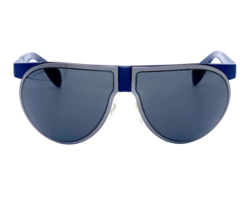 Prada Blue & Silver Limited Edition Sunglasses