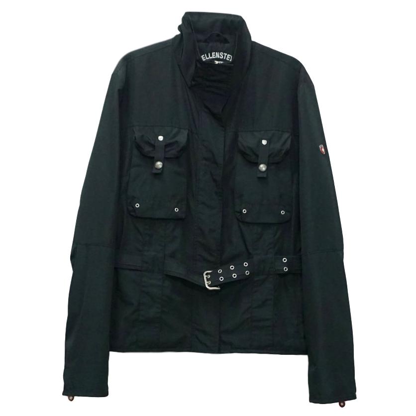 Wellensteyn Ayala Black Belted Jacket