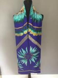 Hermes Brazil Silk Maxi Twilly