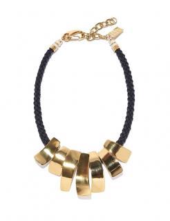 Lizzie Fortunato Composition Necklace