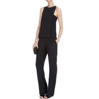 Thakoon Black Silk Jumpsuit
