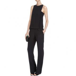 Thakoon Black Silk Jumpsuit
