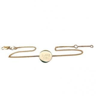 Bespoke Carpe Diem Pendant Bracelet