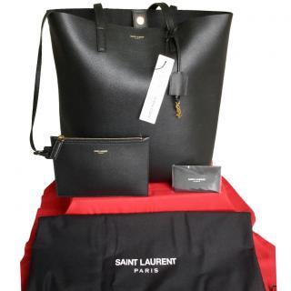 Saint Laurent Medium North South Shopper