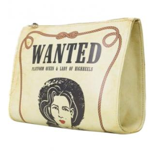 Charlotte Olympia 'Wanted' Clutch